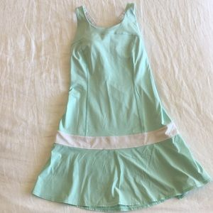 Lululemon limited edition tennis dress